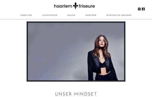 Vorschau von www.haarlem-friseure.de, Haarlem Friseure, Inh. Sabrina Durokovic