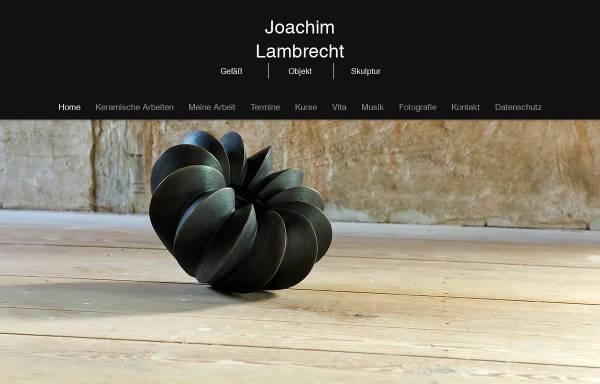 Vorschau von www.joachim-lambrecht.de, Lambrecht, Joachim