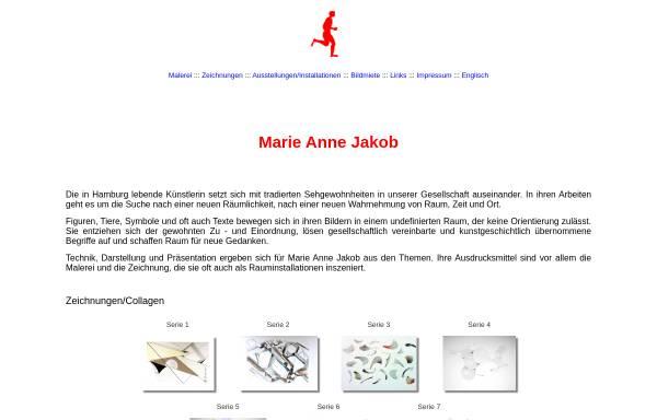 Vorschau von www.majakob.de, Jakob, Marie Anne