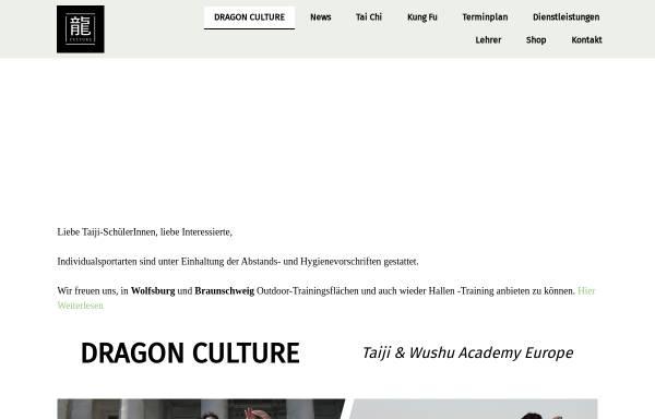 Vorschau von dragonculture.net, Dragonculture