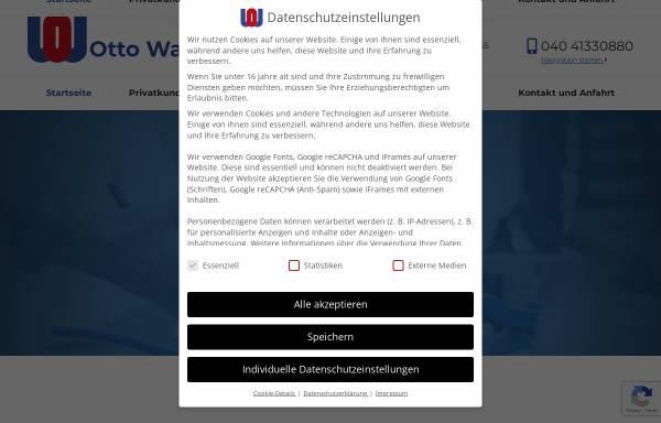 Vorschau von www.ottowagner.de, Otto Wagner GmbH