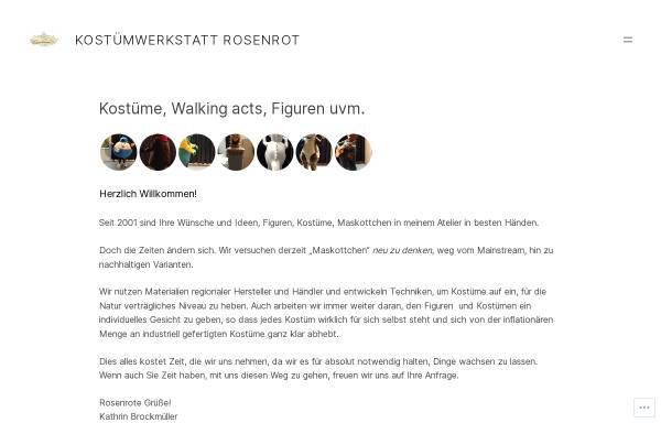 Vorschau von www.atelier-rosenrot.de, Atelier Rosenrot