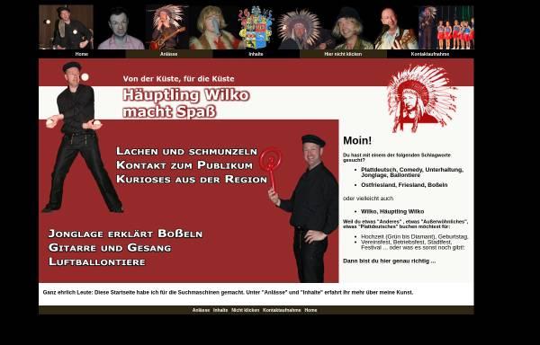 Vorschau von www.das-wilko.de, Wilko
