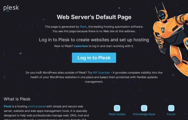 Vorschau von www.hirschle-ag.com, Hirschle AG