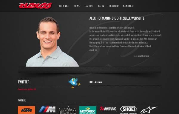 Vorschau von www.alex66.com, Hofmann, Alex