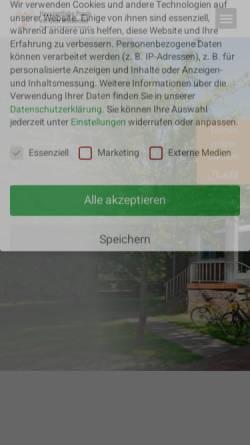 Vorschau der mobilen Webseite www.dr-guenther.net, Dr. med. Thomas Günther - Facharzt für Allgemeinmedizin