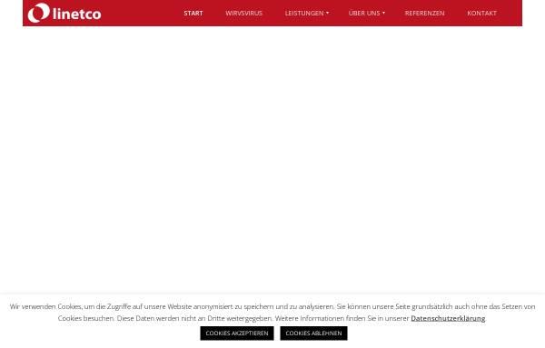 Vorschau von www.linetco.com, Linux Network Consulting GbR
