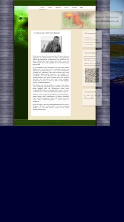 Vorschau der mobilen Webseite www.pranatherapie.ch, Naturheilpraxis Stefan Roth