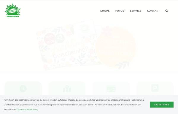 Vorschau von www.gfz.at, Ekazent Grossfeldzentrum