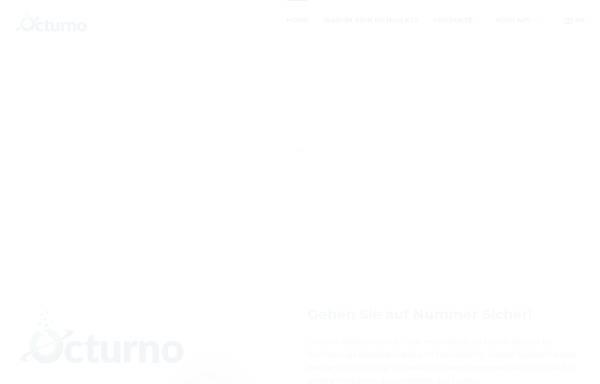 Vorschau von www.octurno.de, Octurno Medizintechnik GmbH