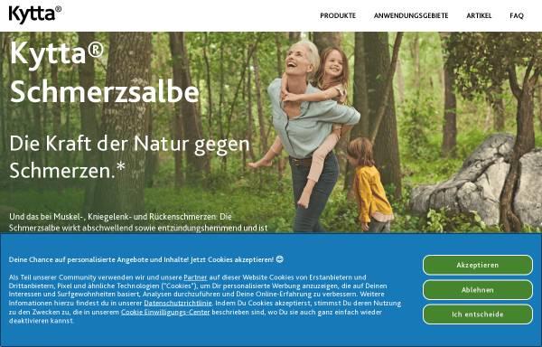 Vorschau von www.kytta.de, Kytta