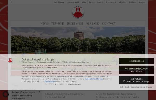 Vorschau von hhlv.de, Hamburger Leichtathletik-Verband