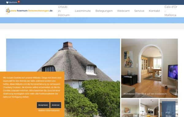 Vorschau von www.sylt-pur-erleben.de, Ferienhaus Dirk Wollgram