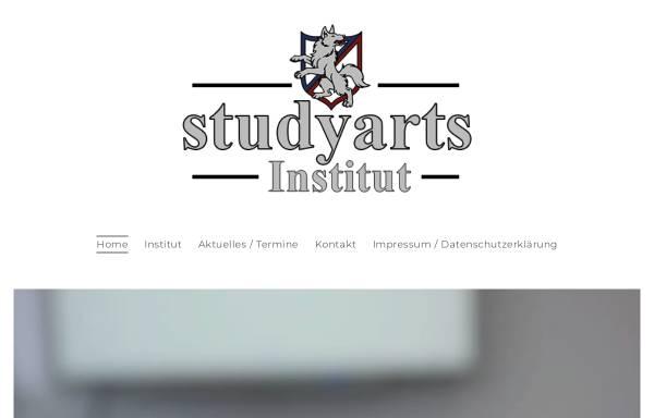 Vorschau von www.studyarts.de, Studyarts