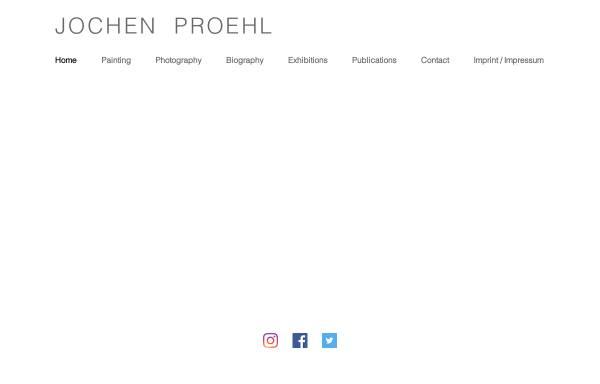 Vorschau von www.jochenproehl.de, Proehl, Jochen