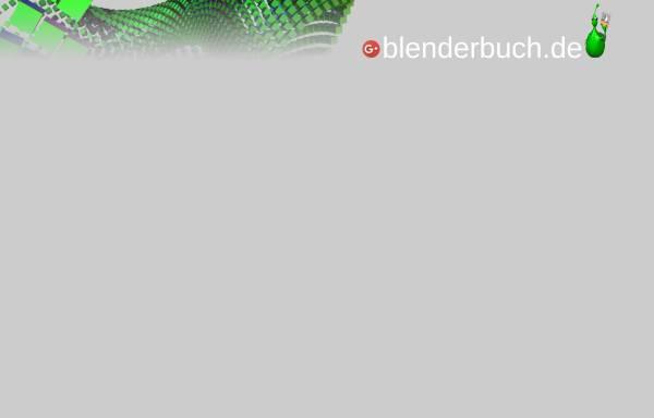 Vorschau von www.blenderbuch.de, Das Blender-Buch
