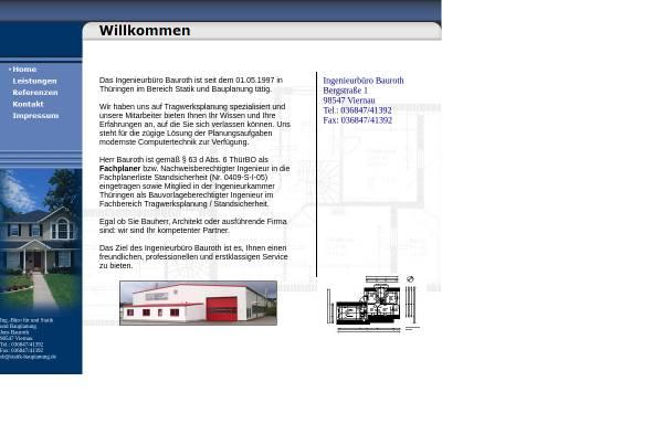 Vorschau von www.kkoffice.de, Bauroth, Jens