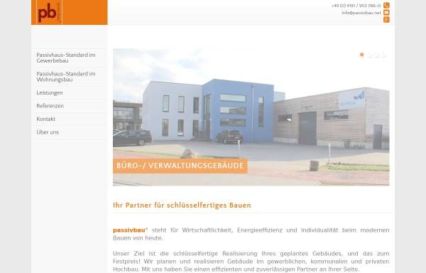 Vorschau von www.passivbau.net, Blohm, Stephan