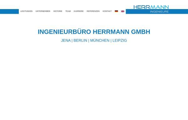 Vorschau von www.ib-herrmann.com, Herrmann, Matthias