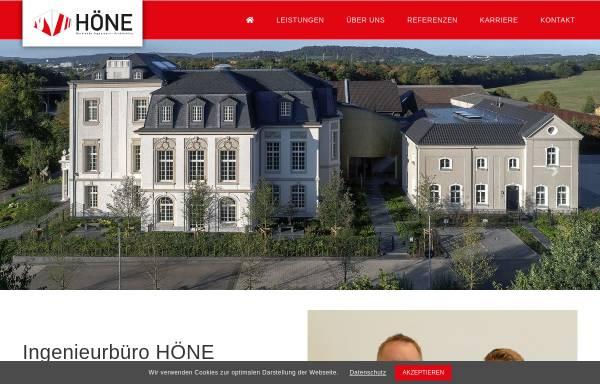 Vorschau von www.herbert-hoene.de, Höne, Herbert