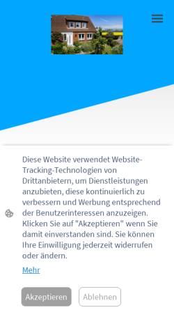 Vorschau der mobilen Webseite www.fehmarn-perle.de, Fehmarn-Perle