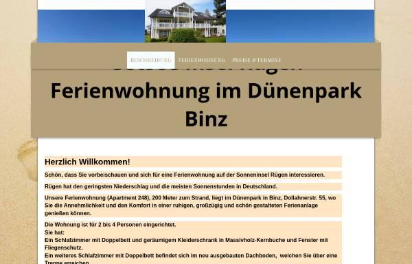Vorschau von www.fehwo.de, Ostsee Insel Fehmarn Ferienwohnung am Südstrand