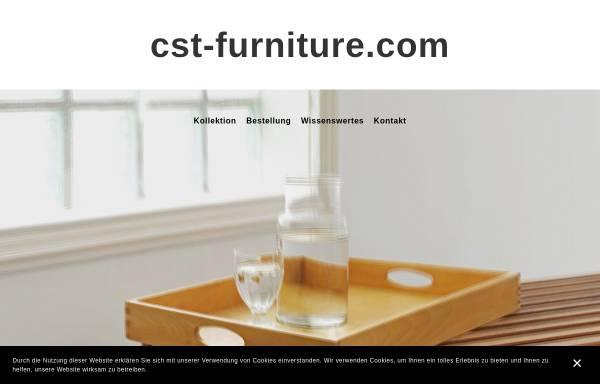 Vorschau von www.cst-furniture.com, Atelier Christine Sträuli-Türcké