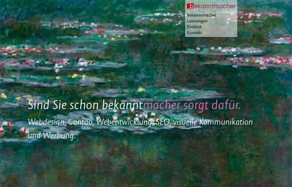 Vorschau von bekanntmacher.ch, S. Wohler