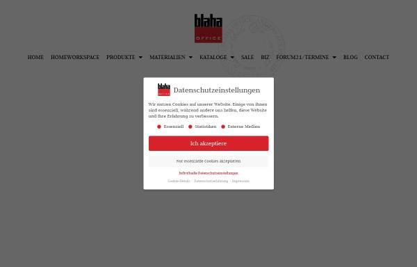 Blaha Büromöbel GmbH: Möbel, Bürobedarf blaha.co.at