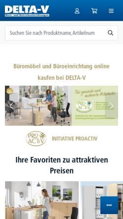 Delta V Gmbh In Wuppertal Möbel Bürobedarf Delta Vde