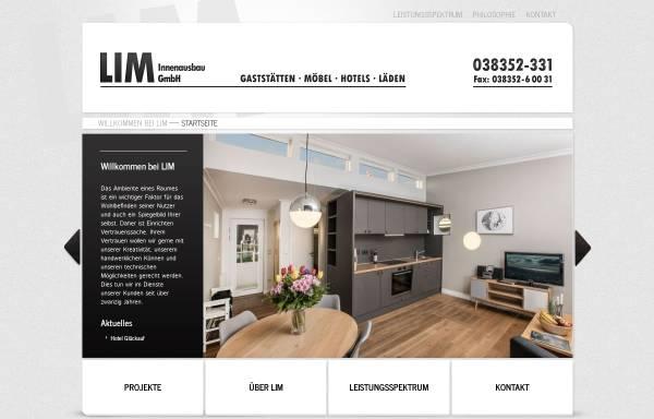 LIM Innenausbau GmbH: Möbel, Bürobedarf lim-innenausbau.de