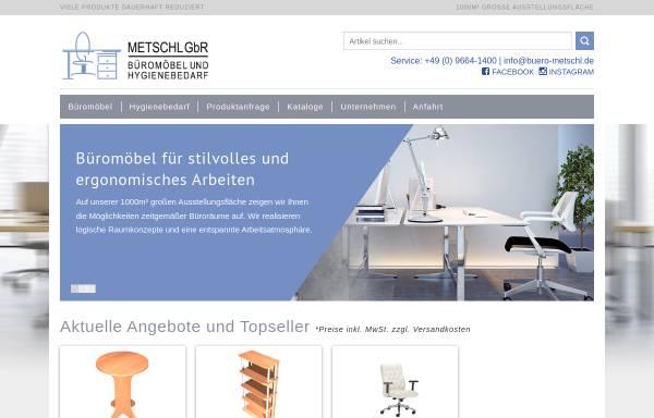 Wendl Büromöbel, Inh. Werner Wendl in Hahnbach: Möbel, Bürobedarf ...