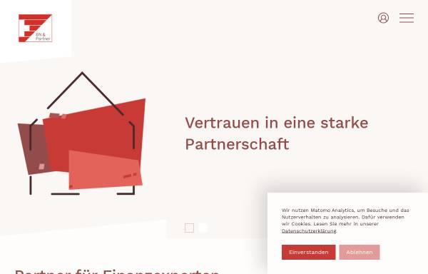 Vorschau von www.bnpartner.com, Brem Neff & Partner AG
