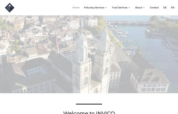 Vorschau von www.invico.ch, Invico Asset Management