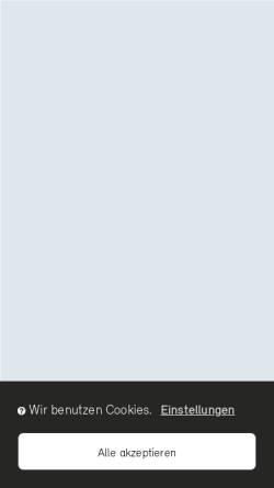 Vorschau der mobilen Webseite www.olz.ch, OLZ AG