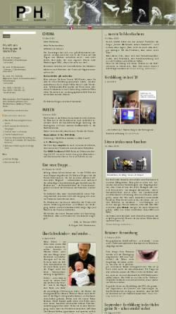 Vorschau der mobilen Webseite www.pph34.de, Dr. Biedermann