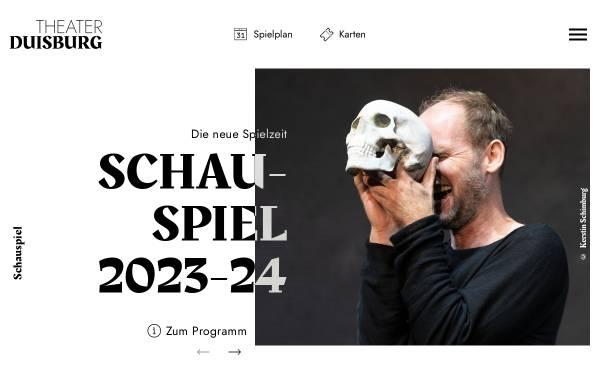 Vorschau von www.theater-duisburg.de, Duisburg, Stadttheater, Deutsche Oper am Rhein