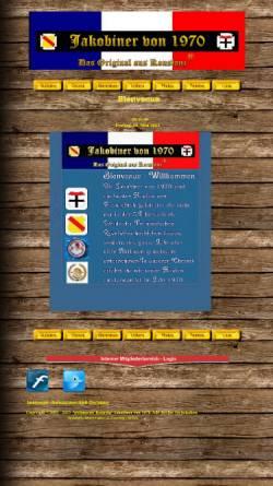 Vorschau der mobilen Webseite www.jakobinervon1970.de, Jakobiner von 1970