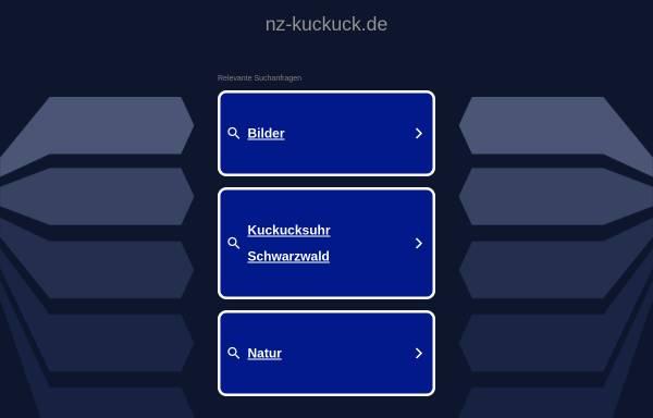 Vorschau von www.nz-kuckuck.de, Narrenzunft Kuckuck e.V.