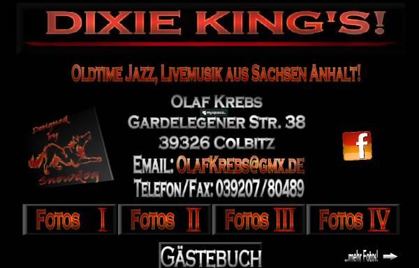 Vorschau von www.dixiekingsonline.de, Dixie Kings