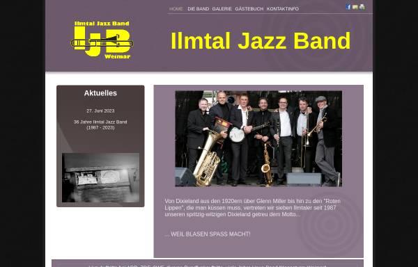 Vorschau von www.ilmtaljazzband.de, Ilmtal Jazz Band