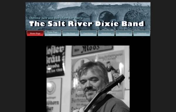 Vorschau von www.saltriver.de, The Salt River Dixie Band