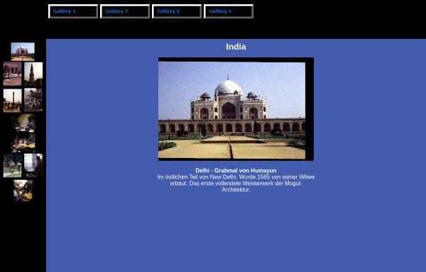 Vorschau von home.datacomm.ch, India [Ingrid & Erich Mettler]