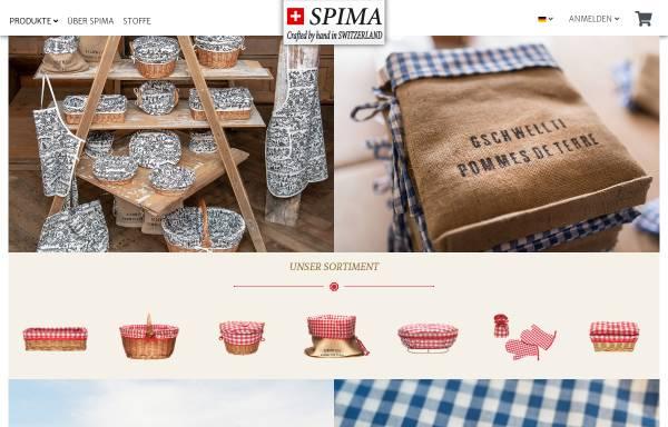 spima swiss homework