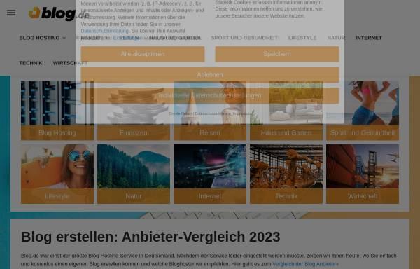 Vorschau von ubuntu.blog.de, Ubuntublog.de - Magazin rund um Ubuntu Linux