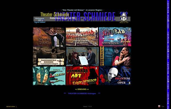 Vorschau von www.theater-schmiede.de, Bobingen, Theater-Schmiede