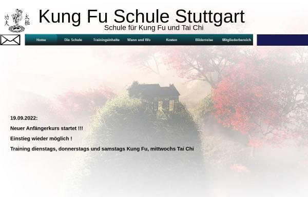 Vorschau von kung-fu-stuttgart.de, Kung Fu Schule Stuttgart