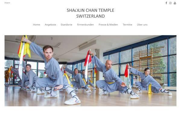 Vorschau von www.shaolin-luzern.ch, Lao-Pu Kung-Fu Schule