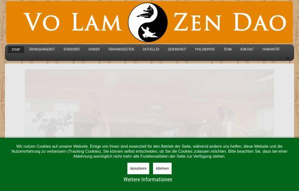 Vorschau von volam-regensburg.de, Vo Lam