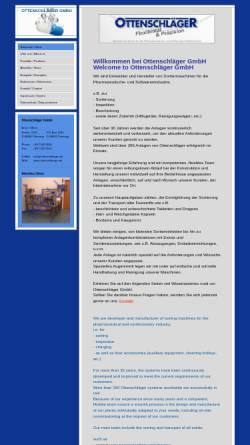Vorschau der mobilen Webseite www.ottenschlaeger.de, Ottenschläger GmbH